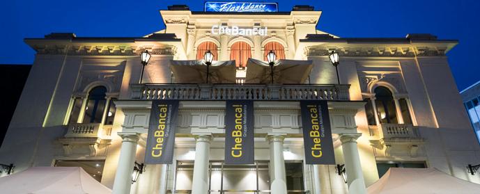Teatro Nazionale CheBanca! di Milano - 2018