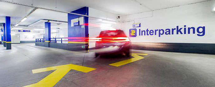 Interparking - Venezia Tronchetto Parking
