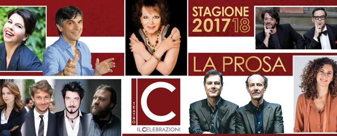 Teatro Il Celebrazioni Stagione 2017/2018