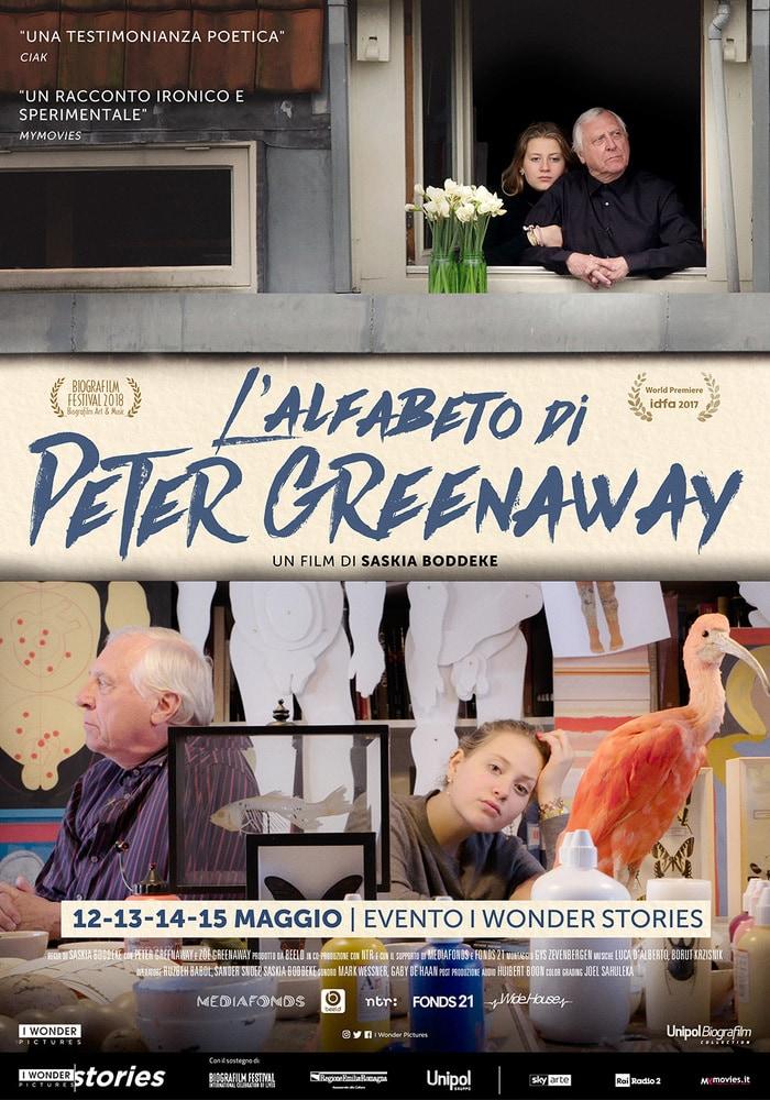 L'alfabeto di Peter Greenaway (Versione Originale)