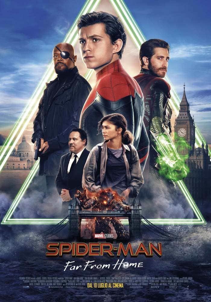 Spider-Man: Far from home (Versione Originale)
