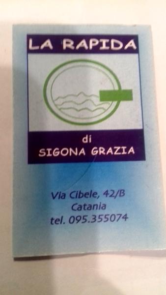 'La Rapida' di Sigona Grazia