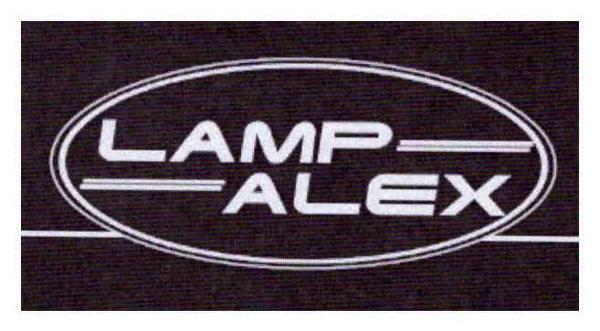 lamp alex illuminazione