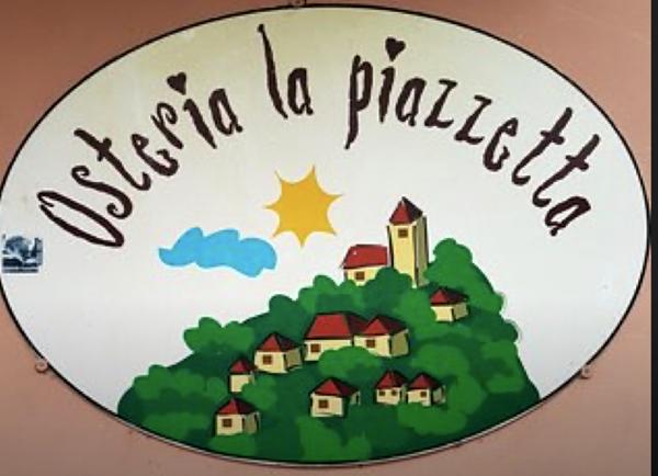 Osteria la Piazzetta