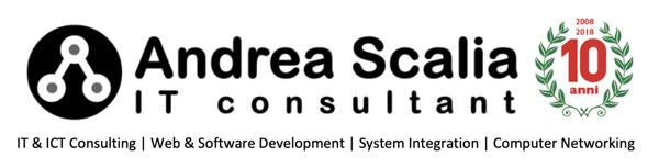 Andrea Scalia It Consultant